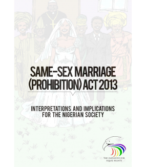 Implication of the Same-Sex Marriage Prohibition Act (SSMPA) Made Simple